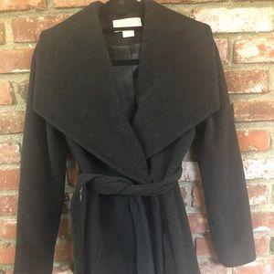Michael Kors gray coat